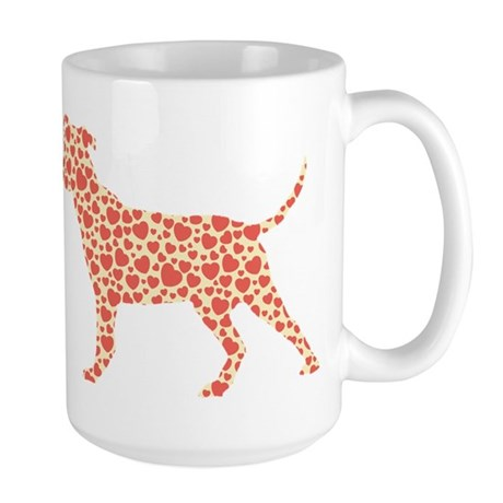 American Pit Bull Terrier Large Mug