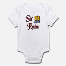Sir Reuben Infant Bodysuit
