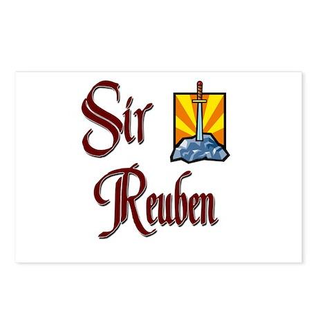 Sir Reuben Postcards (Package of 8)
