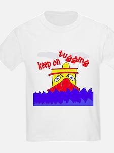 Funny Tug Boat T-Shirt