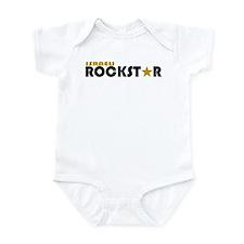 Israeli Rockstar 2 Infant Bodysuit