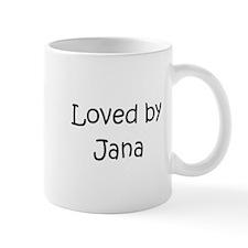 Cute Jana Mug
