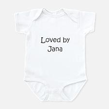 Unique Jana Onesie