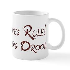 Wolves Rule! Mug