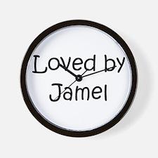 Unique Jamel Wall Clock