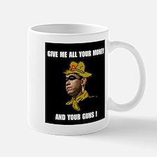 HERE COMES THE ROBBER Mug