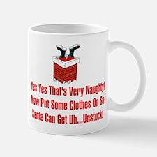 Santa Humor Mug