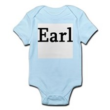 Earl - Personalized Infant Creeper