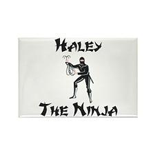 Haley - The Ninja Rectangle Magnet