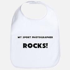 MY Sport Photographer ROCKS! Bib