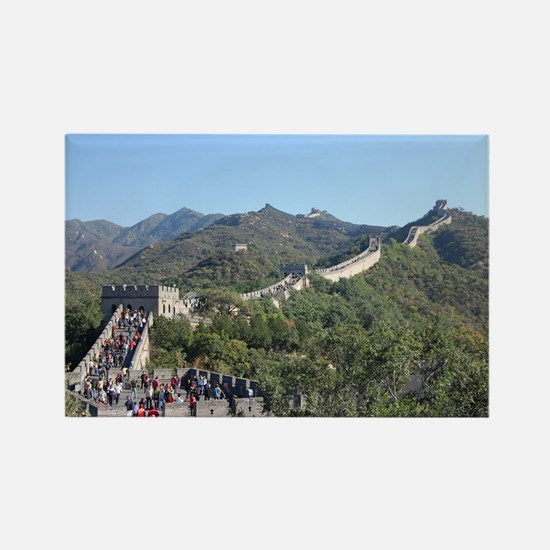 Great Wall 1 Rectangle Magnet