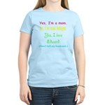 Twilight Moms 2 Women's Light T-Shirt