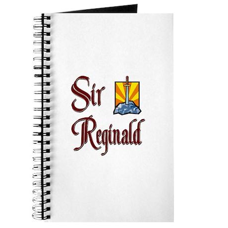 Sir Reginald Journal