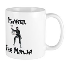 Isabel - The Ninja Mug