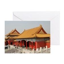 Forbidden City 4 Greeting Cards (Pk of 10)
