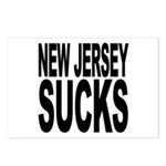 New Jersey Sucks Postcards (Package of 8)