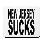 New Jersey Sucks Mousepad