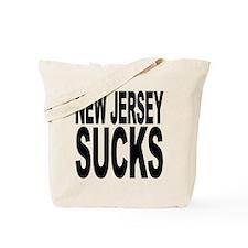 New Jersey Sucks Tote Bag