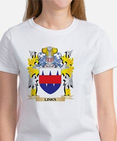 Linka Coat of Arms - Family Crest T-Shirt
