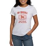 Basenji Women's T-Shirt