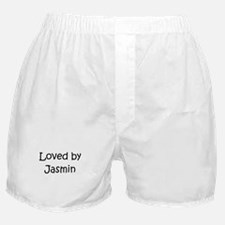 Unique Jasmin Boxer Shorts