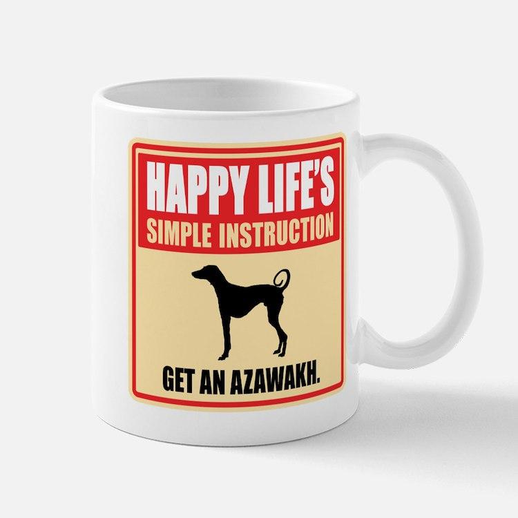 Azawakh Mug