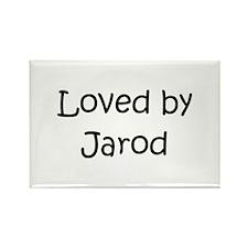 Cute Jarod Rectangle Magnet