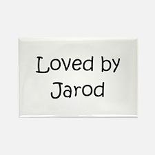 Cool Jarod Rectangle Magnet