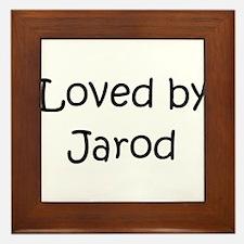 Cool Jarod Framed Tile