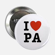 I Love PA Button