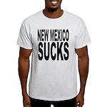 New Mexico Sucks Light T-Shirt