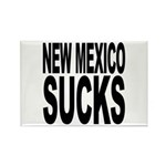 New Mexico Sucks Rectangle Magnet (100 pack)