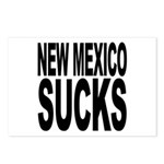 New Mexico Sucks Postcards (Package of 8)