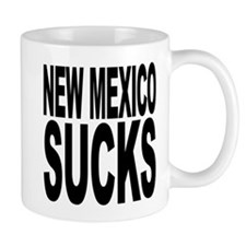 New Mexico Sucks Mug
