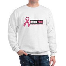 I Wear Pink Sweatshirt