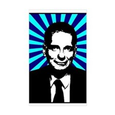 Ralph Nader Rectangle Decal