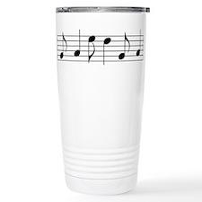Notes & Staff Travel Mug