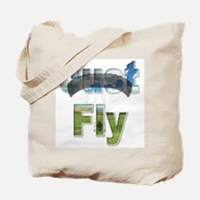 Just Fly Powered Parachute Tote Bag