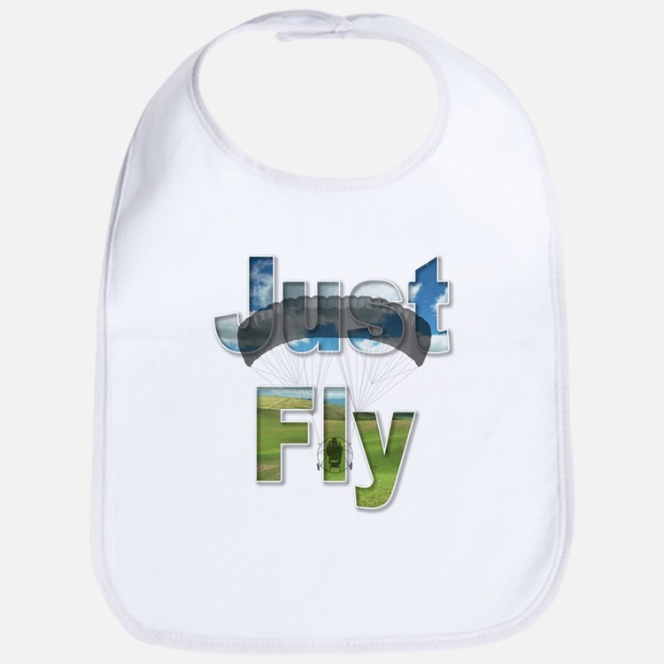Just Fly Powered Parachute Bib