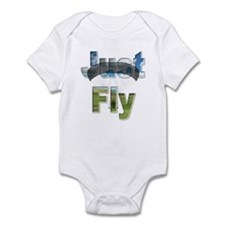 Just Fly Powered Parachute Infant Bodysuit