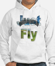 Just Fly Powered Parachute Hoodie