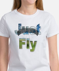Just Fly Powered Parachute Tee