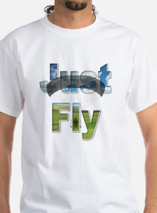 Just Fly Powered Parachute Shirt