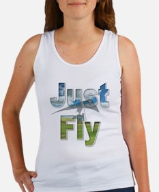 Just Fly Hang Gliding Women's Tank Top