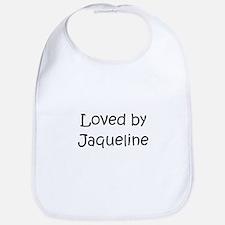 Cute Jaqueline Bib