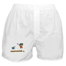 Make Your Own Luck Boxer Shorts