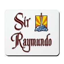 Sir Raymundo Mousepad
