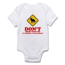 Belgian Groenendael Infant Bodysuit