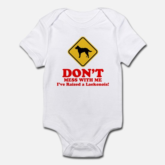 Belgian Laekenois Infant Bodysuit