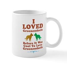 Belgian Groenendael Mug